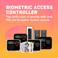 Biometric Access Controller